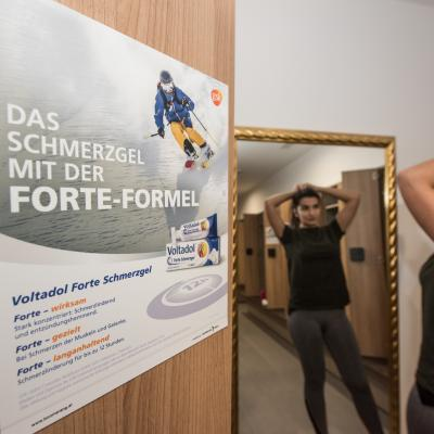 Boomerang.at - SpindAd Fitness Werbung - Voltadol 3